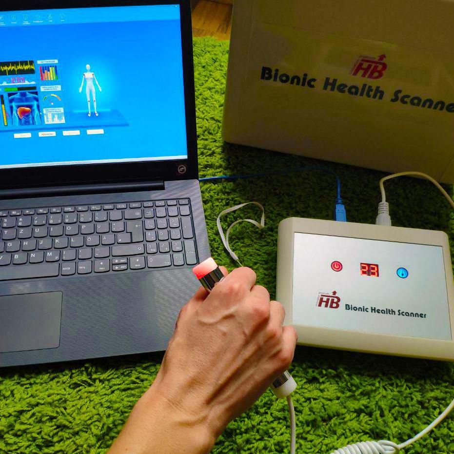 Bioresonanz-Scanner
