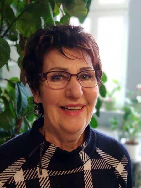 Portraitfoto Elke Kohler